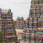 Sri Meenakshi - Sundareswarar Temple